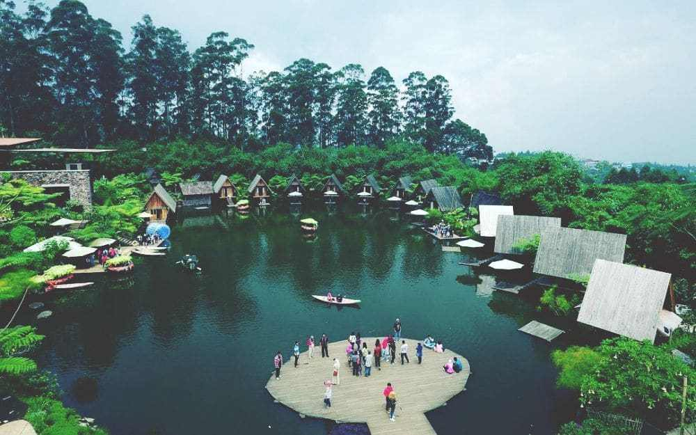 Dusun Bambu - AkuTravel. Sumber: Top Honeymoon