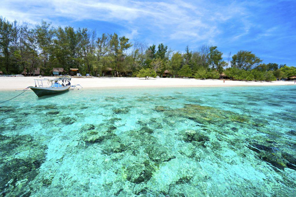 Wisata Lombok, Gili Trawangan - AkuTravel. Sumber: Lonely Planet