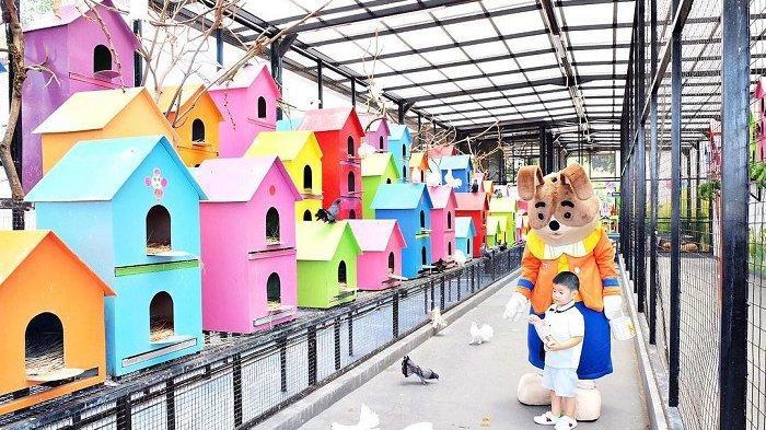 Rabbit Town Bandung - AkuTravel. Sumber: Tribun