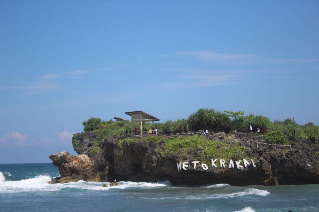 Tempat wisata di Jogja: Pantai Krakal - AkuTravel. Sumber: Data wisata