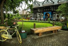 Wisata Farmhouse Lembang - AkuTravel. Sumber: Alam Priangan