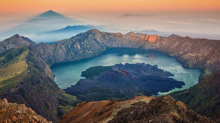Wisata Lombok, Gunung Rinjani - AkuTravel. Sumber: Tempo