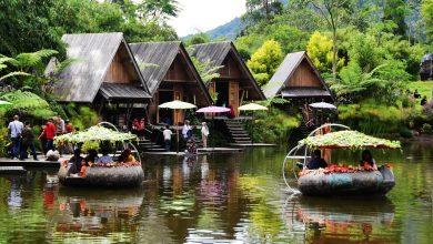 Wisata Dusun Bambu - AkuTravel