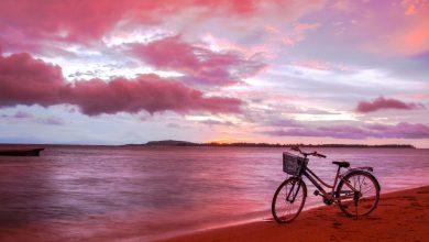 Pantai Indah di Indonesia